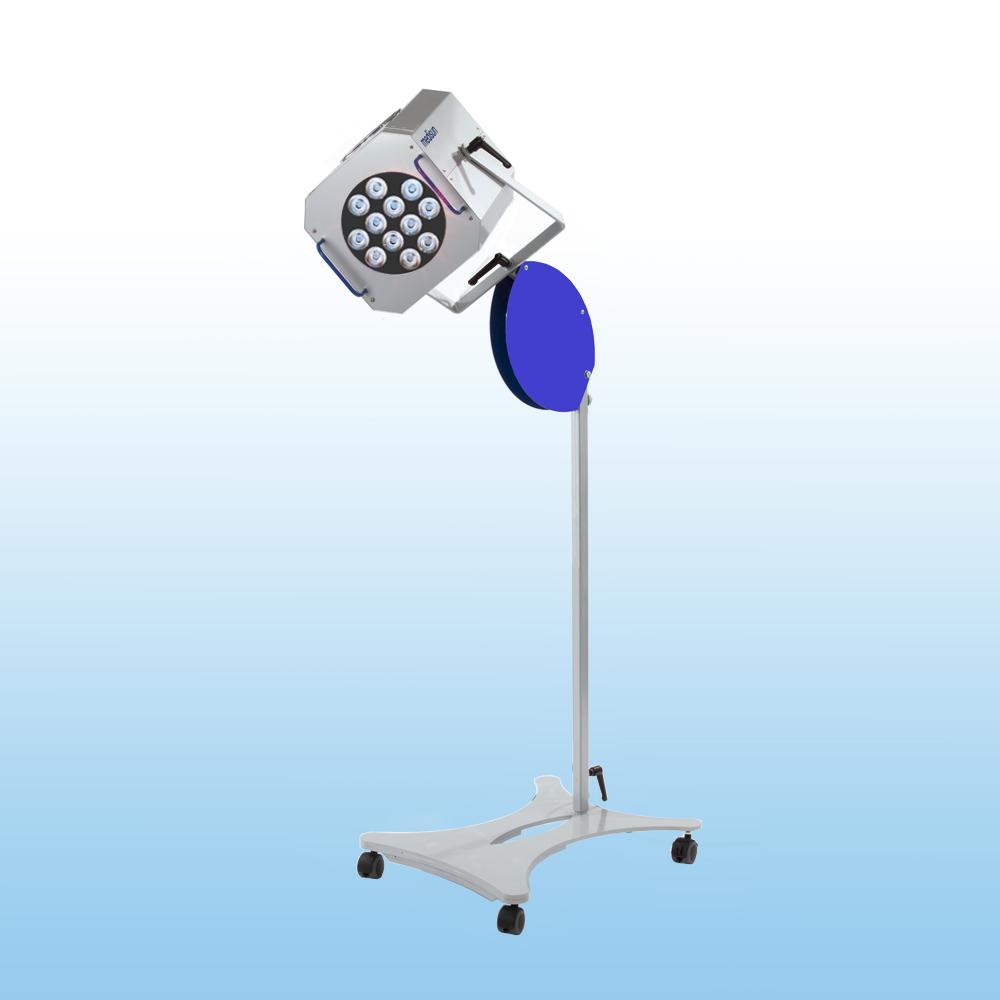 Terapia Fotodinámica partes del cuerpo Daylight 1200