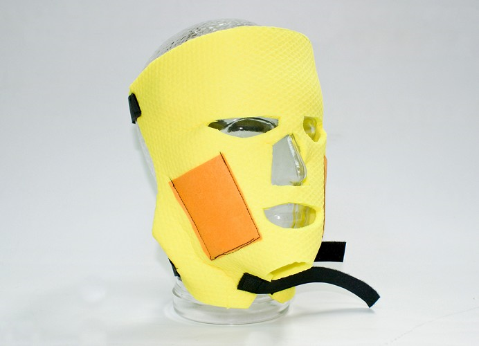 Máscara Facial Hiperhidrosis